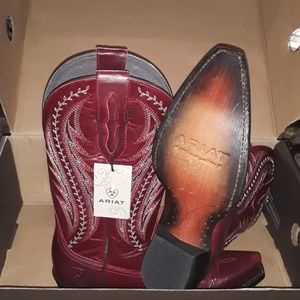 -Ariat Women's Tailgate Boots-Brand New-